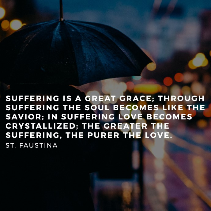 suffering savior