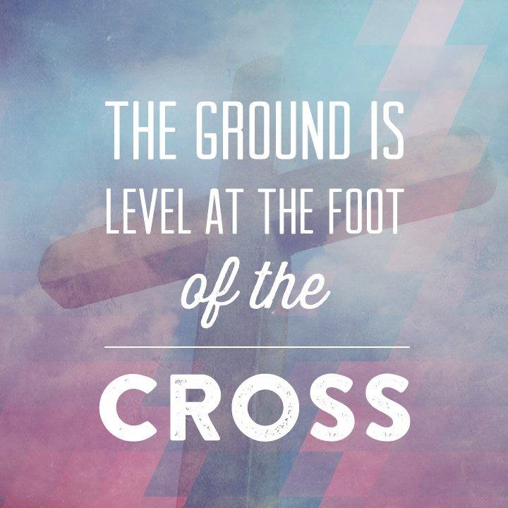 foot of the cross